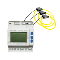 Kit 45 with network analyser and Rogowski coils
